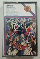 Gershwin Rhapsody In Blue Andre Kostelanetz & His Orchestra Cassette 1990 CBS