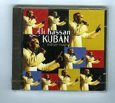 CD (NEW) ALI HASSAN KUBAN NUBIAN MAGIC