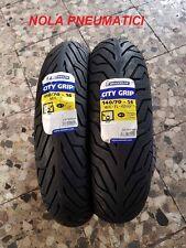 Coppia pneumatici 110/70 R16 52S e 140/70 R14 68S Michelin City Grip  DOT2017