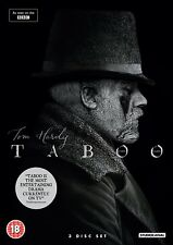 Taboo [BBC] (DVD)~~~~~~Tom Hardy~~~~~~NEW & SEALED