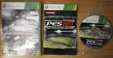 PRO EVOLUTION SOCCER PES 2011  (PAL) - MICROSOFT XBOX 360 *BEST OFFER* *TRACKED*