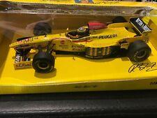1/18 Minichamps 1997 JORDAN-PEUGEOT 197 #11 - RALF SCHUMACHER - F1 - NEW