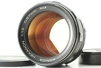 【EXC+5】 KONICA HEXANON AR 57mm f/1.2 EE AR Mount (S.N.7200519) from JAPAN