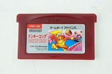 DONKEY KONG Famicom Mini GBA Nintendo Gameboy Advance From Japan