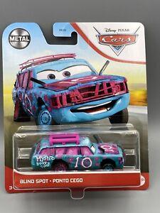 Disney Pixar Cars BLIND SPOT metal Series 2021 NEW ARRIVAL