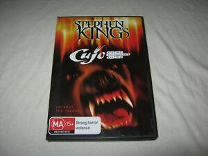 Cujo - Stephen King - VGC - DVD - R4