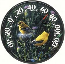 AcuRite Indoor and Outdoor Thermometer Audubon Collection 1711