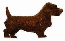 Norfolk Terrier Figurine Bronze Dogs Bronzes Hand Cast Bronze