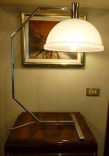 Lampada da tavolo/terra Sirrah design plexiglass vintage anni 70