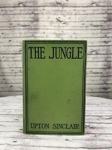 The Jungle  Upton Sinclair Vintage 1906