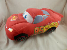"Disney Pixar Cars Lightning McQueen plush `12"""
