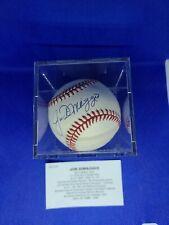 New Listing🔥2020 Tri-Star Ny Dynasty Autographed Baseball Joe Dimaggio 1 of 1 Psa/Dna