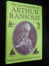 The Autobiography of Arthur Ransome - 1991 - Literary History (Swallows/Amazons)