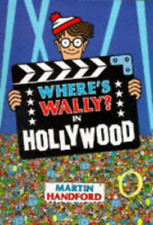 Where's Wally in Hollywood, Handford, Martin, Good Condition Book, ISBN 07445367
