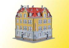 Kibri H0 38350 H0 Eckhaus inkl. Hausbeleuchtungs-Startset Bausatz Neuware