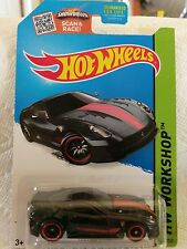 HOT WHEELS  2015 SUPER TREASURE HUNT FERRARI 599XX