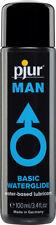 Pjur Hombre Basic Agua Glide 100ML, Lubricante, Lubricante, Lube