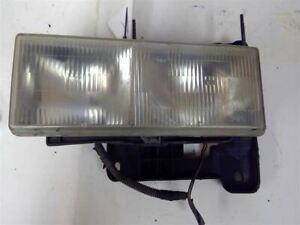 Driver Headlight I-beam Front Axle Only Fits 90-02 CHEVROLET 3500 PICKUP 171281