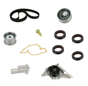 Engine Timing Belt Kit with Water Pump-Water Pump Kit Continental Elite PP297LK1