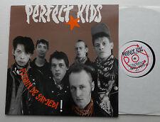 """PERFECT KIDS Putain de samedi FRENCH Alt/punk rock 12"""" EP PRIVATE(1990) NM/NEW!!"""