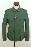 WWII M43 elite field wool tunic Feldbluse M