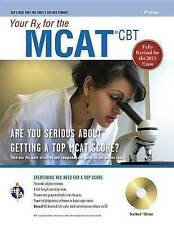 MCAT (Medical College Admission Test) with CD: Your Rx for the (MCAT Test Prepar