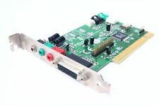TerraTec Promedia TTSOLO1-S PCI Sound-Card Computer Audio Card Midi / Game Port