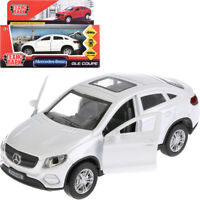 Mercedes-Benz GLE-Class Coupe White Diecast Model Car Scale 1:36