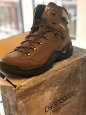Lowa Mens Renegade GTX Waterproof Leather Hiking Mid Wide Boots Size 8.5 US