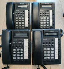 Panasonic KX-T7730X system telephone in Black - great condition