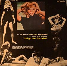 "OST - SOUNDTRACK - BRIGITTE BARDOT - PAUL MISRAKI 12"" LP (L651)"