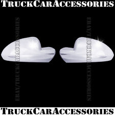 For CHEVY Impala 2006-2009 2010 2011 2012 2013 Chrome FULL Mirrors Covers PAIR