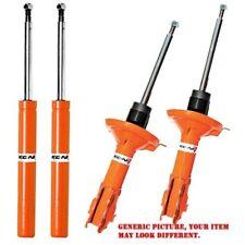 KONI STR.T (Orange) Shocks Struts Fronts & Rears Kit 06-11 Honda Civic Coupe