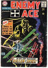 Showcase 57   Fourth app. Enemy Ace  DC 1965