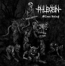 Phlegein - Silver Veins CD 2013 black metal Finland Northern Heritage