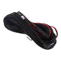32Ft Voiture RCA Vidéo Extension Câble 4 Broches à 2.5mm pour Voiture Van