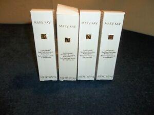 Set of 4 Mary Kay Lumineyes Dark Circle Diminisher w. Vitamin K NIB NOS
