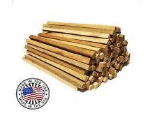"""Uncle Micks Fire Wood Kindling 100 Sticks 11"""" Fireplace, Campfire, Chemical Free"""