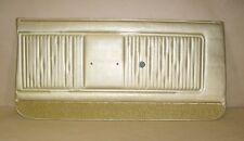 1966 Pontiac GTO Gold Interior Door Panel Left Hand Driver Side New