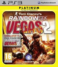 Rainbow Six Vegas 2 Complete Ed. Platinum PS3 - totalmente in italiano