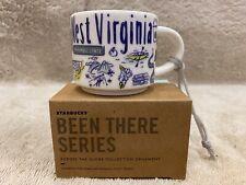 Starbucks West Virginia - Been There Series - 2oz- NIB w SKU