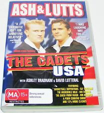 ASH & LUTTS The Cadets USA---(Dvd)