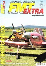 FMT Extra Herbst 2004 + RC Motorflug + Z-37 / 137 + Test EA-300XS von Kavan