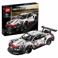 LEGO Technic Porsche 911 RSR 42096 Playset Model Car Toy