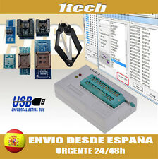 Programador USB memorias EEPROM UNIVERSAL + ADAPTADORES Electronica  automocion