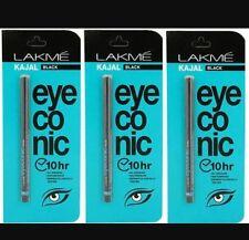 Buy 2 Get 1 Free...Lakme Eyeconic Kajal black Combo amazing offer
