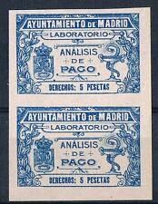 MADRID NO CATALOGADO. 5 PTA