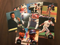 1992 Topps Stadium Club Members Only Cards - Card Lot