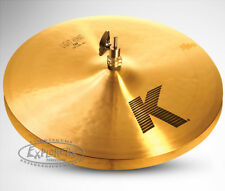 "Zildjian K Series 15"" Light Hi Hat Cymbal Pair - K0923"