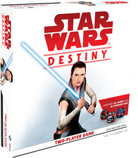 Star Wars Destiny 2 Player starter Game plus two booster boxes Ideal Player Kit